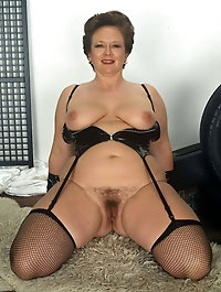 Kinky mature female for any taste